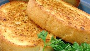 Las tostadas son hidratos de carbono de fácil digestión para evitar la indigestión.