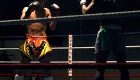 Los boxeadores tienen que seguir una dieta saludable para un rendimiento deportivo óptimo.