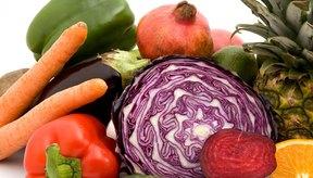 Las frutas y vegetales ricas en antioxidantes combaten el acné y hacen que la piel esté más sana.
