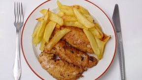 Evita las comidas como pollo frito y papas fritas si tienes tuberculosis.