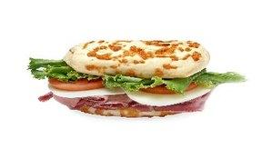 Información nutricional sobre los panes de Subway.