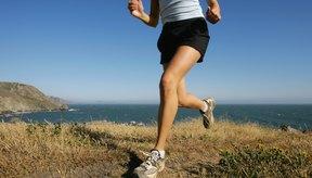 Correr forma parte de los ejercicios areóbicos en un primer momento, pero a mayor intensidad puede requerir energía anaeróbica.