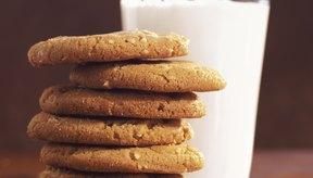 La mantequilla de maní es saludable, pero las galletas, no tanto.
