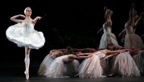Las bailarinas de ballet profesionales comen para compensar un horario físicamente demandante.