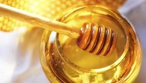 Algunos azúcares, como la miel, pueden hacer que te sientas hinchado.