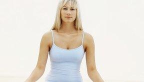 Los pantalones de yoga pueden ser usados en el estudio o en la calle.