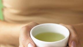 El exceso de té verde puede causar diarrea.