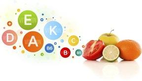 Cómo reducir el colesterol con vitaminas.