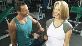 Usa los principios de entrenamiento de especificidad y sobrecarga progresiva para aumentar la masa muscular después de los 30 años.