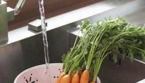 Las zanahorias son muy ricas en beta-caroteno.