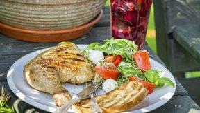 Diferentes tipos de alimentos requieren diferentes cantidades de energía para ser procesados.