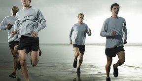 Correr por lo general quema un mayor número de calorías.