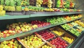 Las frutas y vegetales contienen micronutrientes vitales.