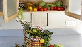 La cocina vegana se basa estrictamente en vegetales.
