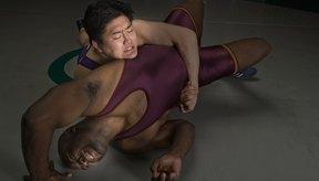 La lucha es un deporte desafiante que requiere un alto nivel de acondicionamiento.