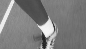 Correr en una pista es una excelente manera de medir tus millas.