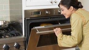 Usar el horno de convección reduce el tiempo total de horneado.