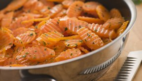Las zanahorias son alimentos anti-inflamatorios recomendados.