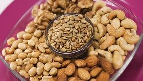 Los frutos secos proporcionan vitamina E y pueden ayudar a reducir el riesgo de cáncer.