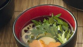 La sopa es nutritiva para el almuerzo, independientemente de tu dieta.