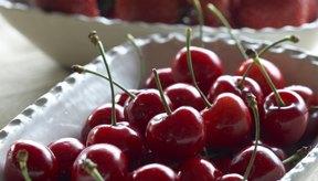 Las cerezas pueden destapar tus arterias.