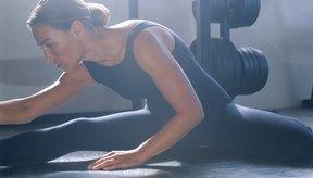 Las proteínas también juegan un papel crítico en el desarrollo muscular.