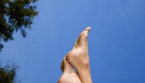 Siempre utiliza un protector solar a base de agua sobre tus pies para el verano.