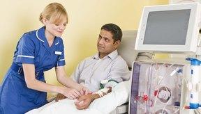 La presión arterial alta es un factor de riesgo para la insuficiencia renal.