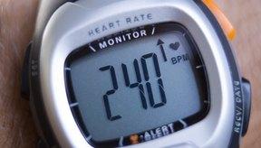 Usa un monitor de ritmo cardíaco para comprobar el pulso y la presión arterial después del ejercicio.