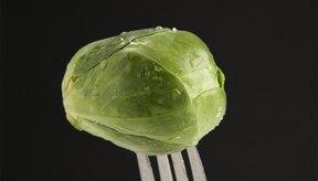 Los nutrientes de las coles de Bruselas pueden ayudar a tensar la piel.
