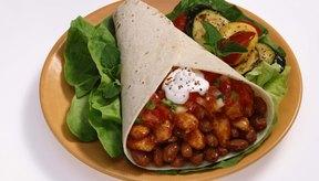El chipotle tiene varias opciones con muchos nutrientes.