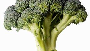 Las verduras crucíferas como el brócoli contienen varios compuestos químicos que pueden proporcionar protección contra el cáncer.