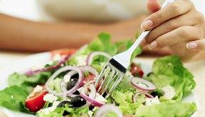 Los alimentos saludables son esenciales.