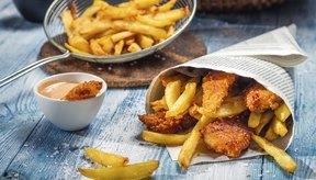 Las comidas grasosas pueden ser perjudiciales para tu salud.