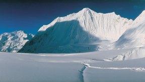 La sal rosa del Himalaya proviene de las minas en Pakistán, a los pies de las montañas.