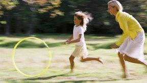 Haz que los niños sean más activos al hacer que el ejercicio sea divertido
