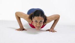 Hacer lagartijas frecuentemente es una forma ideal para fortalecer varios grupos musculares.