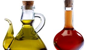 El vinagre de manzana puede reducir la inflamación.