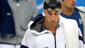 Michael Phelps disfrutaba escuchar música antes de competir.