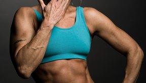 La musculatura saludable aumenta el peso corporal.