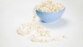Las palomitas de maíz pueden ser un bocadillo saludable.