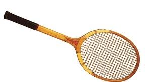 Medidas de la raqueta.