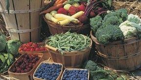 Las frutas y verduras pueden ayudar a aumentar tus probabilidades de éxito al alcanzar bienestar.