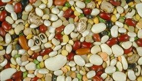 La fibra en lso frijoles ayuda a controlar el hambre, ayudando a comer menos.