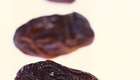 Las ciruelas pasas son una excelente fuente de vitamina K.