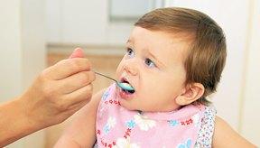 Los bebés malhumorados podrían estar sobrealimentados.