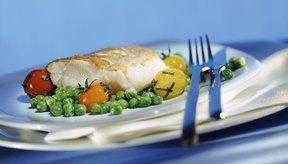 Come una variedad de alimentos saludables al tomar warfarina.
