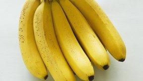 El pure de plátano es un buen sustituto de la manteca vegetal.