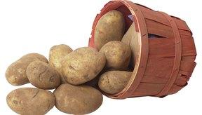 Las patatas contienen un tipo complejo de almidón.