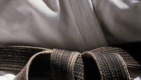 Lograr altos niveles de cinturones de karate puede llevar años de dedicación, entrenamiento y trabajo duro.